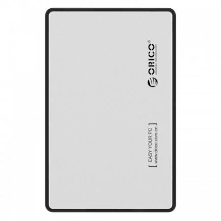 "Внешний корпус ORICO 2588US3-SV HDD 2.5"" Silver"
