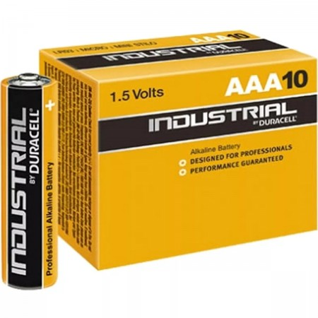 Батарея Duracell Procell Industrial LR03 10 шт