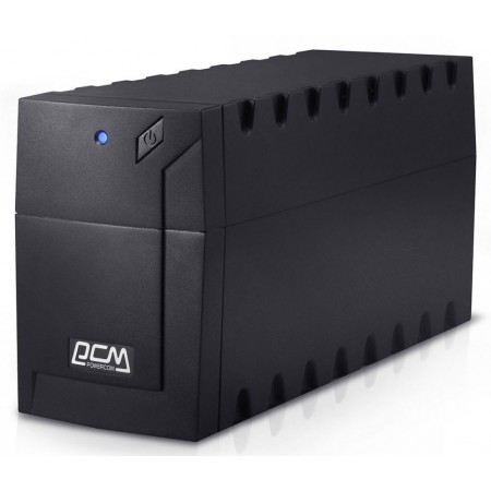 ИБП Powercom RPT-1000A 1000VA/600W Black 3*IEC320