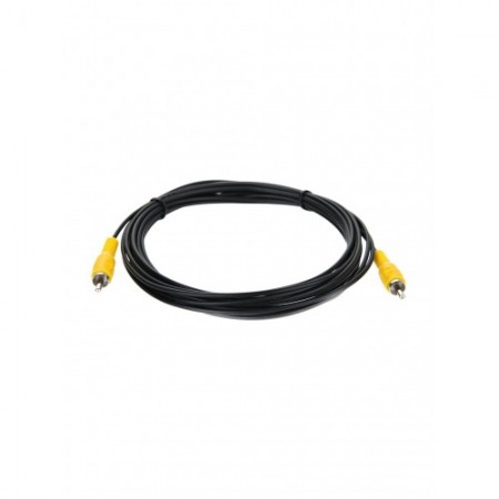 Кабель Audio RCA(M) - RCA(M) Telecom 5м Black (TAV4158-5M)
