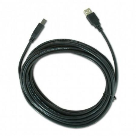 Кабель USB 2.0 AM/BM 4.5м Gembird  CCF-USB2-AMBM-15