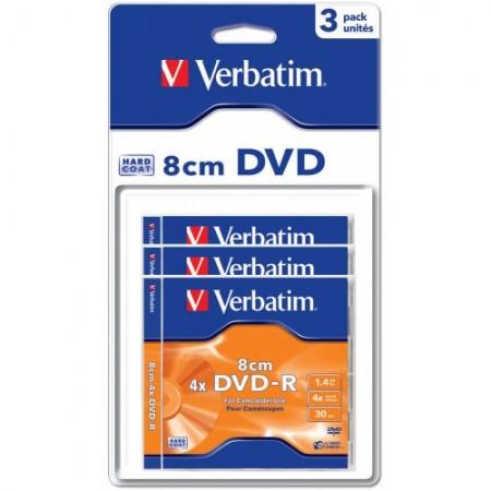 Диск Verbatim DVD-R 1.46 Gb [43592]
