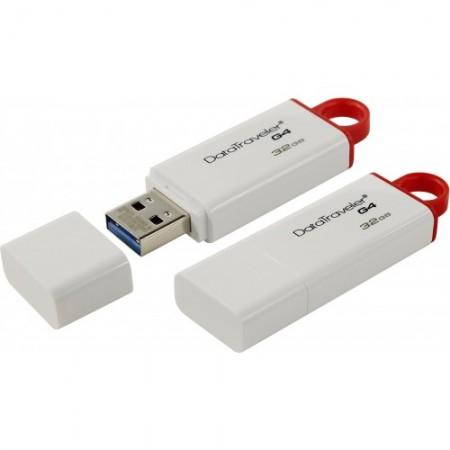 Накопитель 32GB USB Kingston DataTraveler G4 USB3.0 DTIG4/32