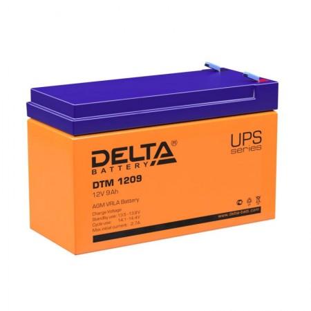 Аккумуляторная батарея DELTA DTM 1209 12V/8.5Ah