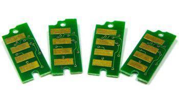 Чип HP CLJ CP4025/CP2025/CM1415 Magenta Hi-Black CE323A/CC53
