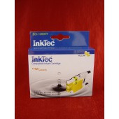 Картридж InkTec Brother [LC1240/1280Y] желтый