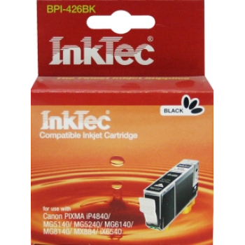 Картридж InkTec Canon CLI-426BK