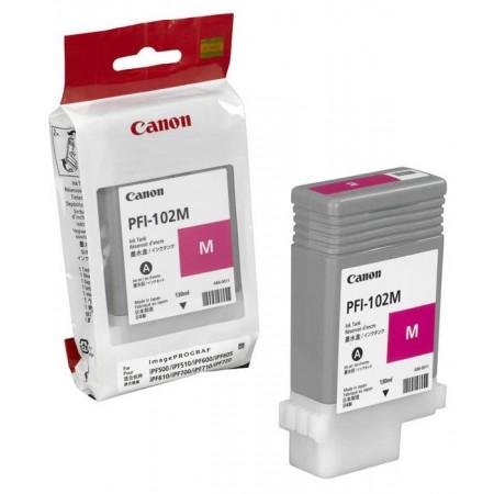 Картридж Canon PFI-102M Magenta 130ml