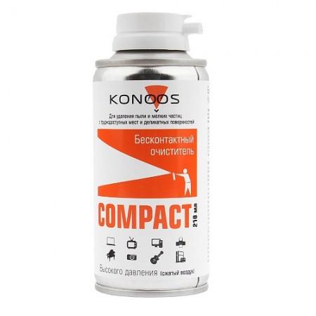 Сжатый воздух Konoos KAD-210 для продувки пыли 210мл