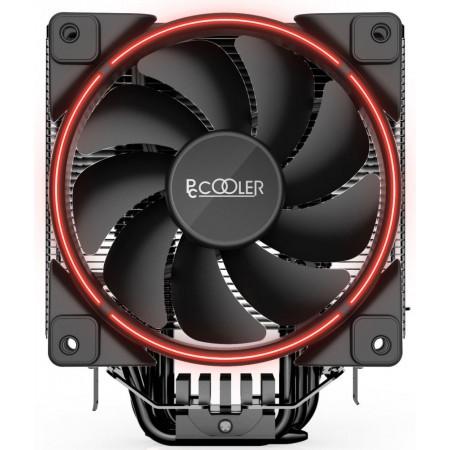 Кулер PCCooler GI-X6R S775/115X/AM2/AM3/AM4 4-pin, 160W 120m