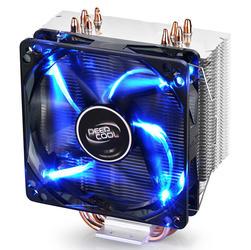 Кулер Deepcool GAMMAXX 400 V2 BLUE LGA1366/115X/AM4/AM3/+/AM