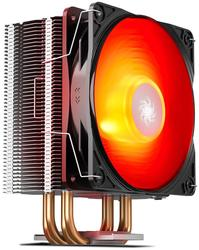 Кулер Deepcool GAMMAXX 400 V2 RED LGA1366/115X/AM4/AM3/+/AM2