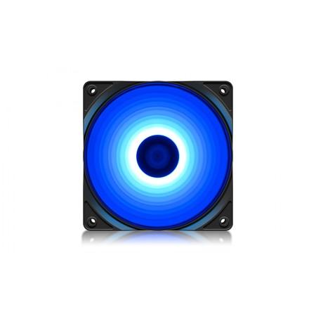 Вентилятор для корпуса DeepCool RF120B 120x120x25мм LED Blue