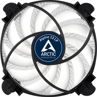 Кулер Arctic Cooling Alpine 12 LP 95W ACALP00029A