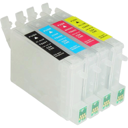auto Перезаправляемый картридж T0441-Т0444 for Epson Stylus
