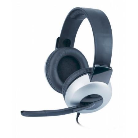 Гарнитура Genius HS-05A silver/black Мониторные 20Гц-20кГц р