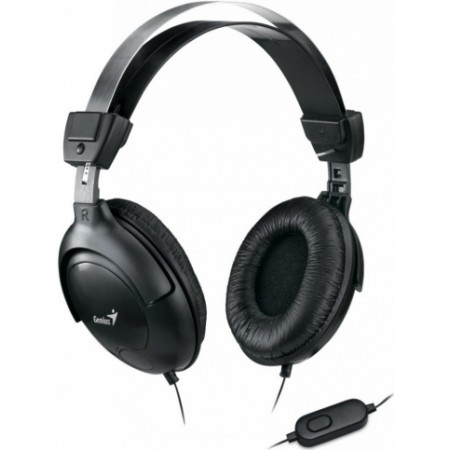 Гарнитура Genius HS-M505X Stereo 2x3.5mm Blue Black