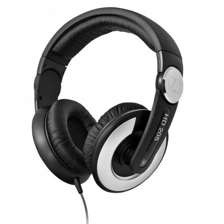 Наушники Sennheiser HD205 II DJ Jack3.5-6.3мм/14-20000Гц/32