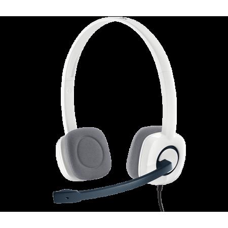 Гарнитура Logitech Headset H150 Stereo CLOUD WHITE 981-00035