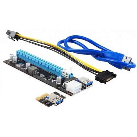 Переходник TXB091(TXB901) Raiser card for GPU 250W+ OEM