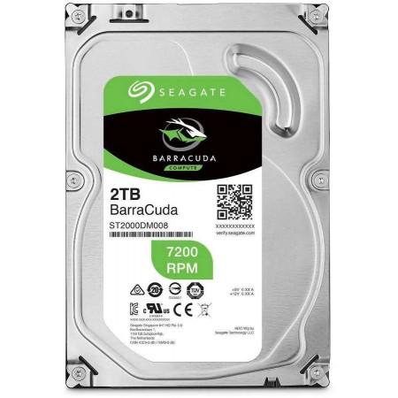 Жесткий диск Seagate SATA-III 2Tb ST2000DM008 7200rpm/256Mb
