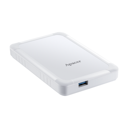 "Жесткий диск Apacer 2Tb AP2TBAC532W 2.5"" AC532 USB3.1 White"