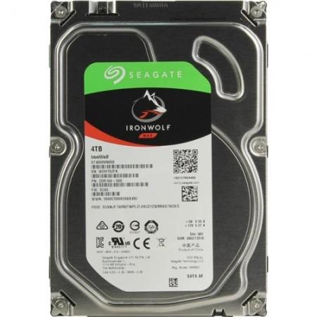 Жесткий диск Seagate SATA-III 4Tb ST4000VN008 NAS 5900RPM/64