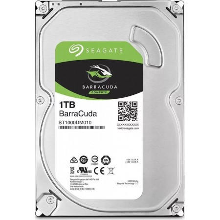 Жесткий диск Seagate 1Tb [ST1000DM010]
