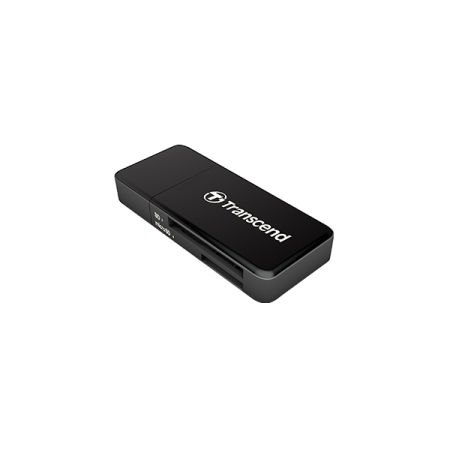 Картридер USB3.0 Transcend TS-RDF5K Black UHS-I SDHC/SDXC/mi