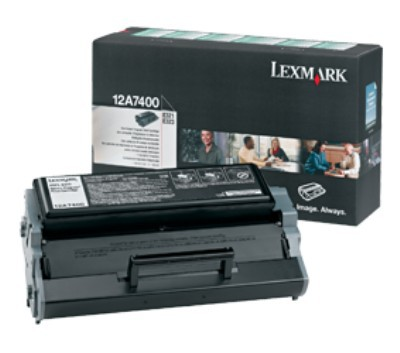 Картридж Lexmark E321 12A7400