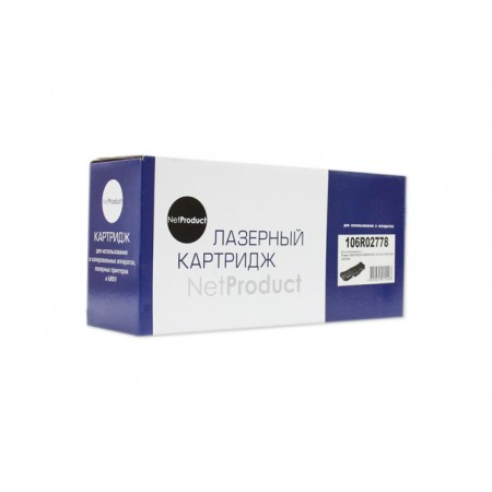 Картридж Xerox 106R02778 NetProduct Ph3052/3260/WC 3215/3225