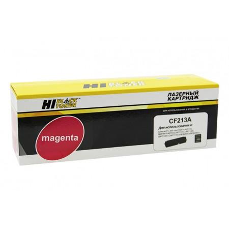 Картридж Hi-Black HP CF213A