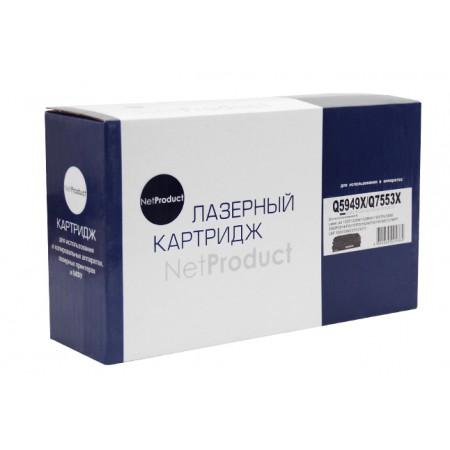 Картридж HP Q5949X/Q7553X NetProduct LJ P2015/1320/3390/3392