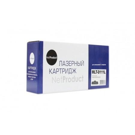 Картридж Samsung MLT-D111L NetProduct SL-M2020/2022/2070 180