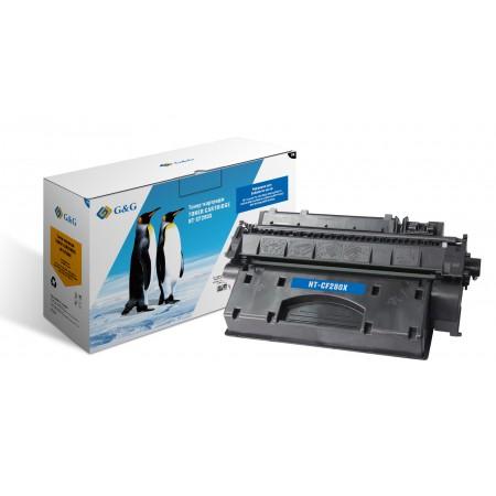 Картридж HP CF280X G&G LJPM401/425 BLACK 6900стр