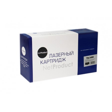 Картридж Brother TN-3480 NetProduct HL-L5000D/5100DN/5200DW