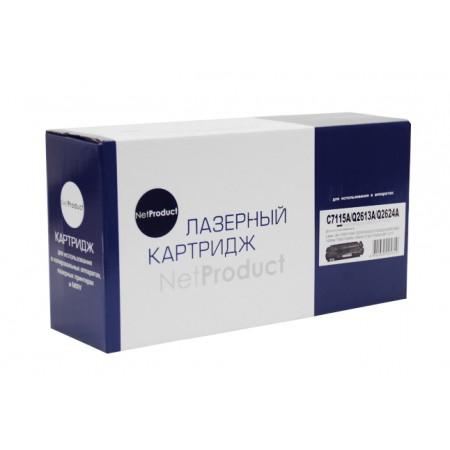 Картридж HP C7115A/Q2613A/Q2624A NetProduct LJ 1200/1300/115