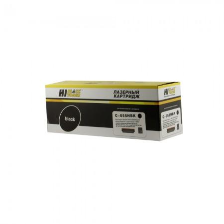 Картридж Canon 055HBK Black Hi-Black 7.6k LBP663/MF742/744
