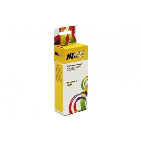 Картридж Canon CLI-451Y XL Hi-Black Yellow iP7240/MG5440/MG5