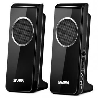 Колонки Sven 314 черные 4W USB