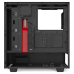 Корпус NZXT CA-H510I-BR H510i Compact Mid Tower Black/Red wi