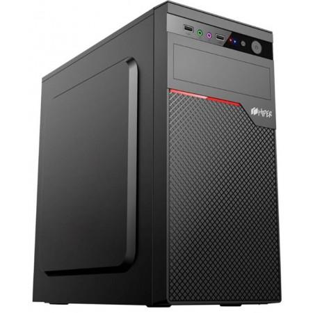 Корпус HIPER Office V03, 2xUSB3.0, mATX, 450W (120mm PSU fan