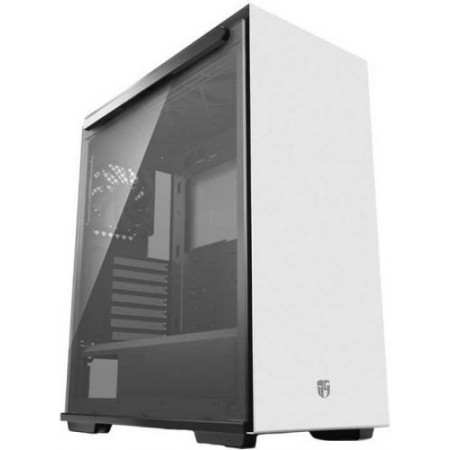 Корпус Deepcool MACUBE 310P WH без БП, боковое окно (закален