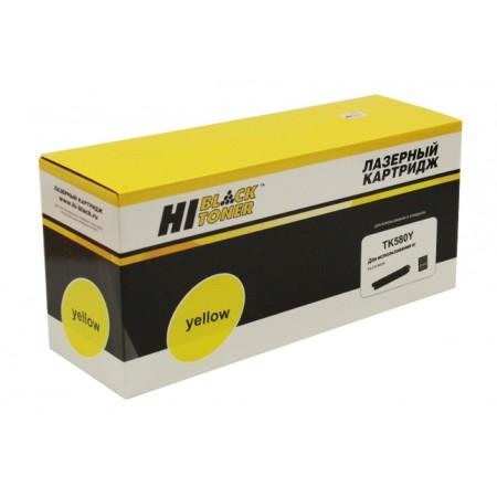 Картридж Kyocera TK-580 Yellow Hi-Black FS-C5150DN/P6021cdn