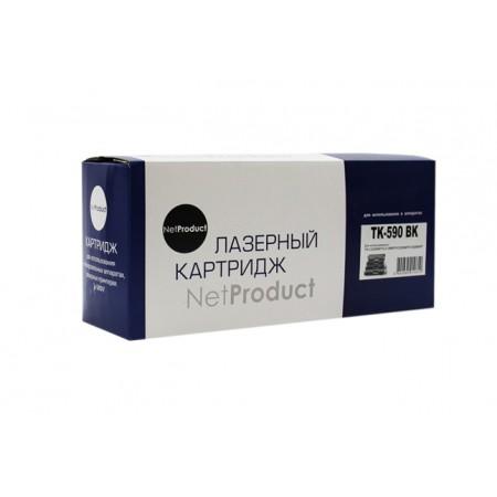Картридж Kyocera TK-590BK Black NetProduct FS-C5250DN/C2626M