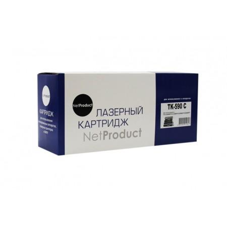 Картридж Kyocera TK-590C Cyan NetProduct FS-C5250DN/C2626MFP