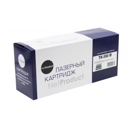 Картридж Kyocera TK-590M Magenta NetProduct FS-C5250DN/C2626