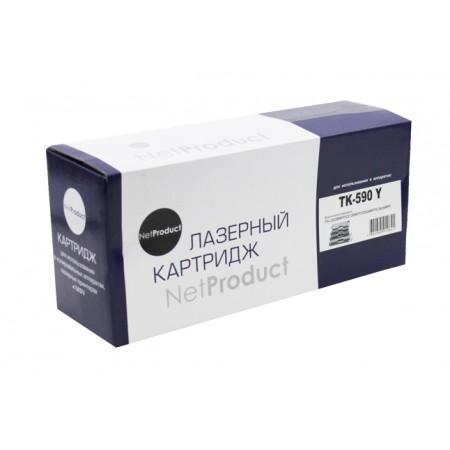 Картридж Kyocera TK-590Y Yellow NetProduct FS-C5250DN/C2626M