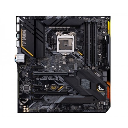 Мат. плата ASUS TUF GAMING Z490-PLUS S1200