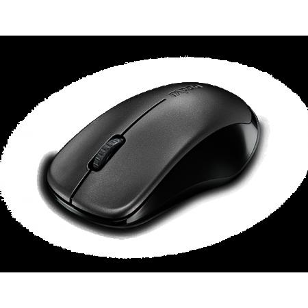 Мышь RAPOO 1620 черная беспроводная оптическая с USB-адаптер